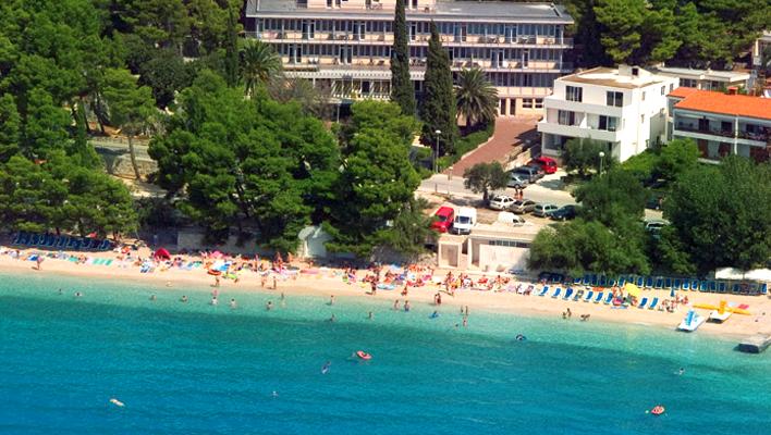 noclegi chorwacji wyspie krk urlop na naukę