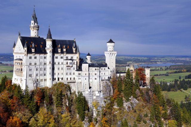 Wycieczka Objazdowa Niemcy Szwajcaria Francja Bawaria