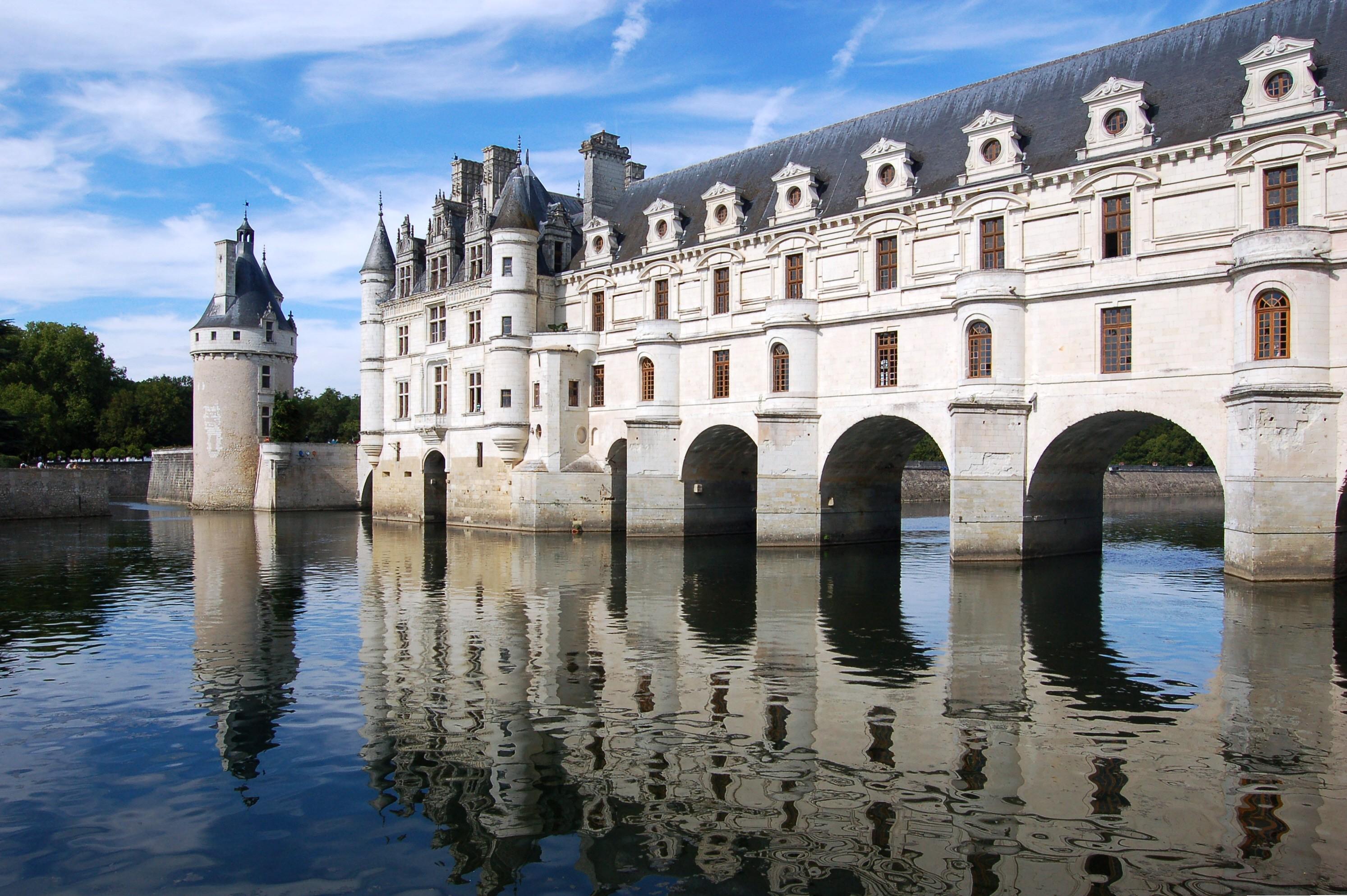ParyŻ I Zamki Nad LoarĄ Orlean Paryż Zamki Nad Loarą