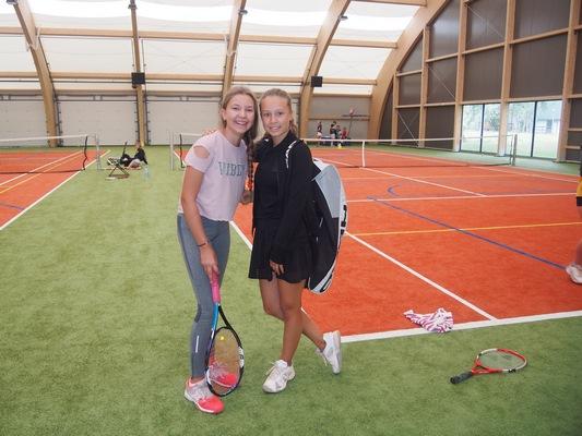 dcd57d93a11 Zimowy obóz tenisowy w Trójmieście 2019