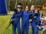 Obóz letni Paintball Survival w Borach 2020