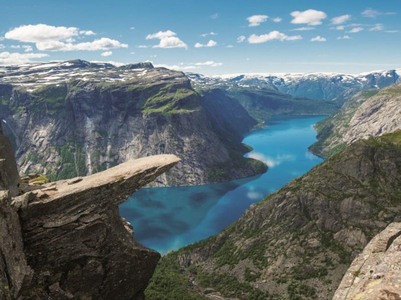 Norwegia Lofoty I Nordkapp Wycieczka Do Norwegii